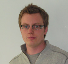 Profile picture of Jonathan Wainwright MSc in IT student