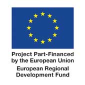 Project part-financed by the European Union European Regional Development Fund