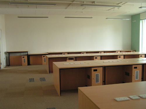 The labs in July 2010 finished